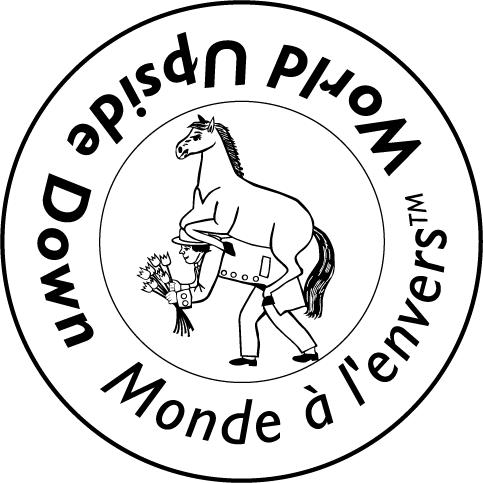 World Upside Down - Sandrine Sheon